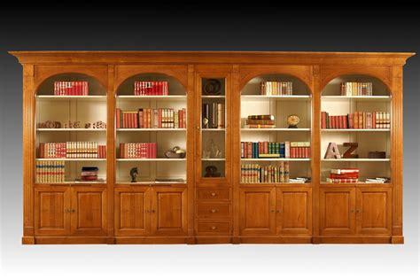 meubles bibliotheque meuble biblioth 232 que sur mesure en bois massif meublesdoudard overblog