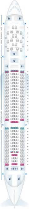 plan de cabine etihad airways airbus a330 200 seatmaestro fr