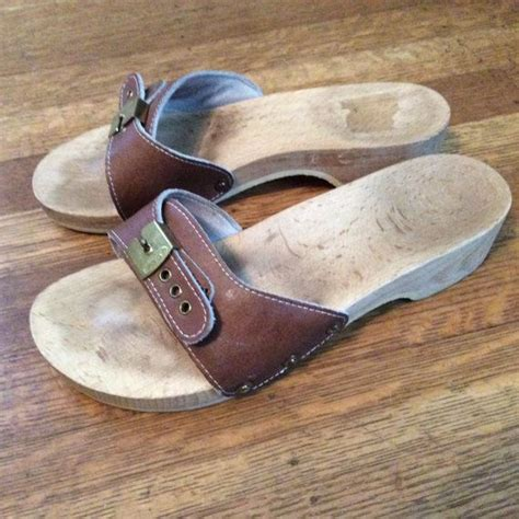 dr scholls wood sandals 629 best wooden sandals images on wooden