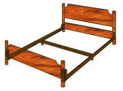 Bed Frame Wood Center Support Are Wood Bed Slats Sturdy