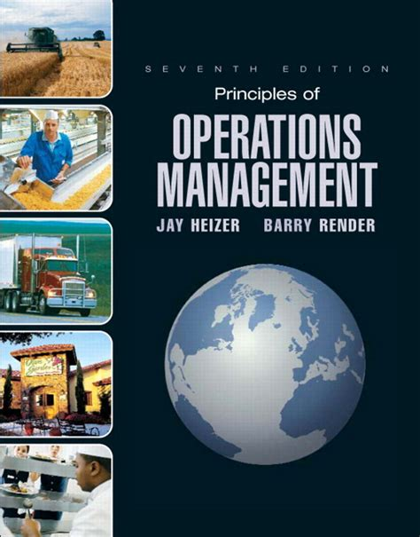 Operations Management Books For Mba by Operations Management By Heizer Greater Than Your