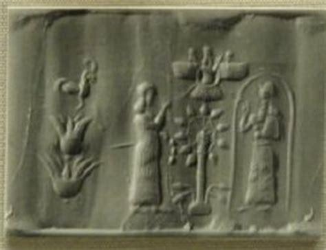 sumerian tree  life
