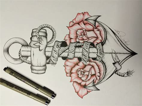 of mice and men tattoo 17 best ideas about anchor on