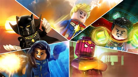 imagenes de lego marvel wolverine update 2016 lego marvel and dc comics super heroes sets