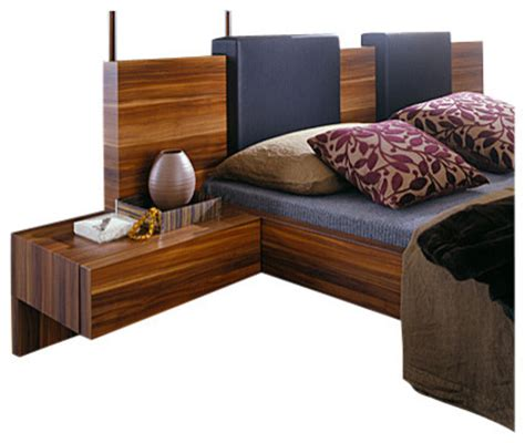 headboards with bedside tables attached gap nightstand set of 2 modern nightstands and