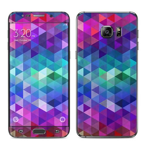 Garskin Samsung Galaxy S6 Edge Plus Sticker Stiker Glitter Skin S6 samsung galaxy s6 edge plus skin charmed by fp decalgirl