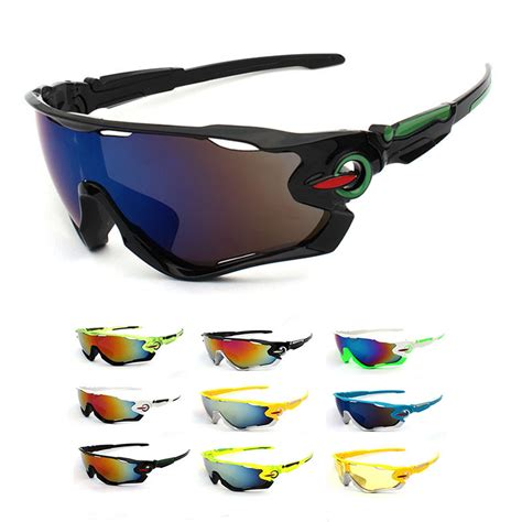 Kacamata Sepeda Outdoor Sport Bicycle Glasses Eyewear uv 400 cycling glasses outdoor sport mountain bike bicycle glasses motorcycle sunglasses