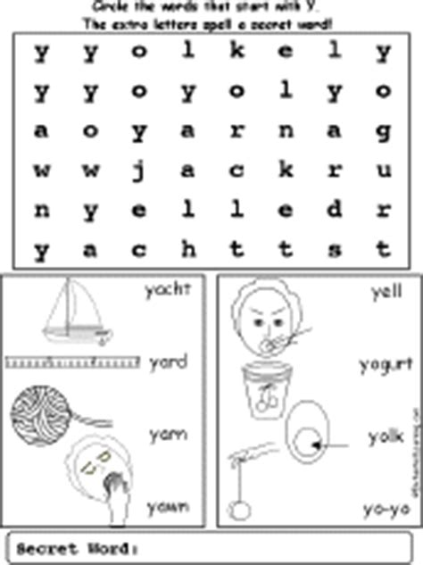 2 Letter Words With Y
