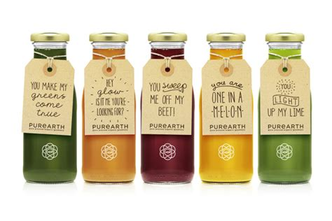 Detox Market Package by Purearth Packaging By Afterhours 187 Retail Design