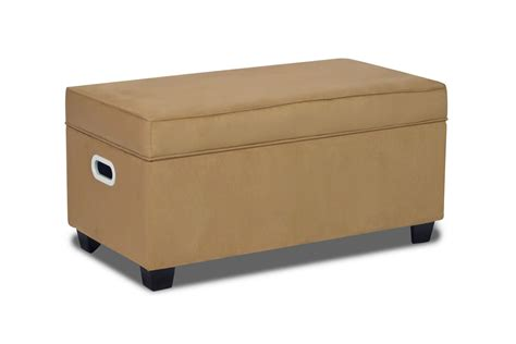 kid storage bench zippity kids jack storage bench latte at gardner white