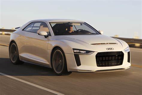 Auto Express Car Reviews by Audi Quattro Concept First Drive Review Car Reviews