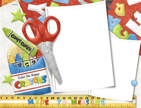 imagenes infantiles regreso a clases marcos gratis para fotos back school regreso a clases