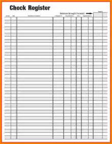 check register template free 8 checkbook register printable resume reference