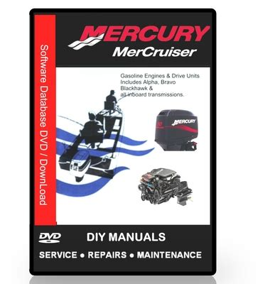 mercruiser service manual gm v6 gen ii 1993 1997