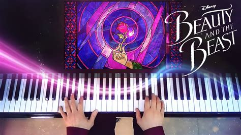 and the beast song tale as as time quot and the beast quot theme tale as as time piano