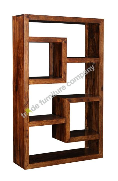 Study Bookcases Cube Dark Bookcase Wooden Bookcases