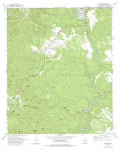 carrizo topographic map az usgs topo 33110h3