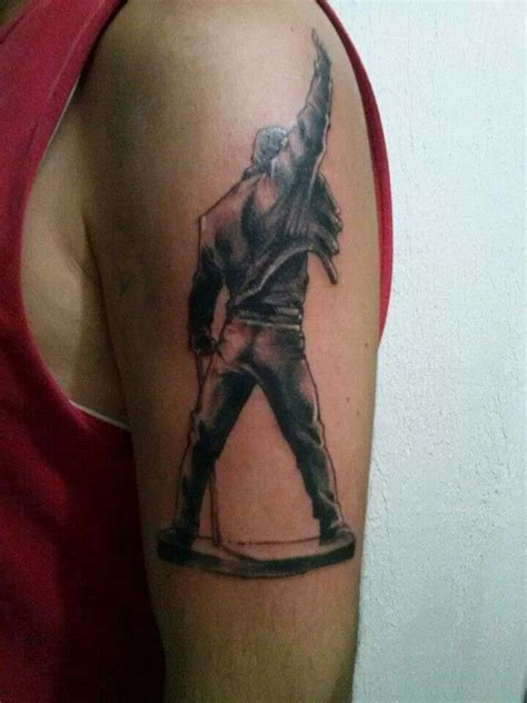 freddie mercury tattoo 17 best images about freddie mercury on
