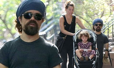 peter dinklage dead or alive peter dinklage enjoys day out with wife erica schmidt and