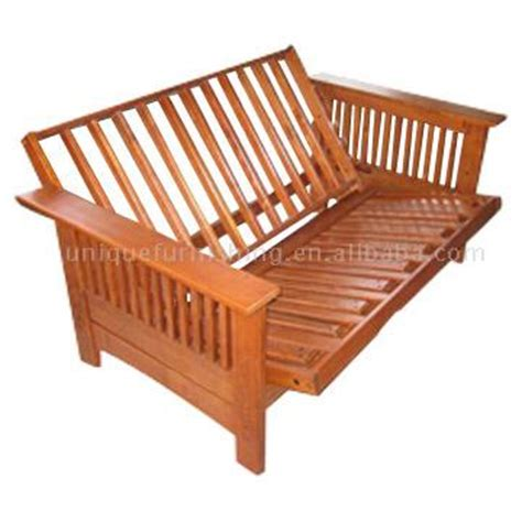wooden sofa bed frame used solid wood frame folding sofa bed with arm buy