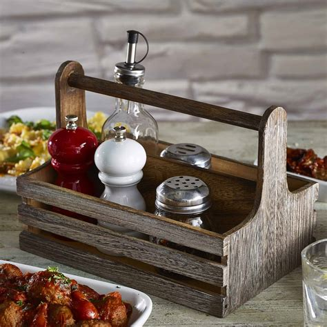 Dining Table Caddy Dining Table Caddy Interdesign Silverware Flatware Caddy Organizer For Kitchen Countertop