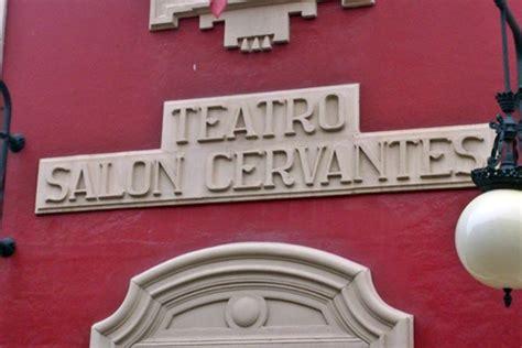 salon cervantes alcala de henares jornada de puertas abiertas en el teatro sal 243 n cervantes