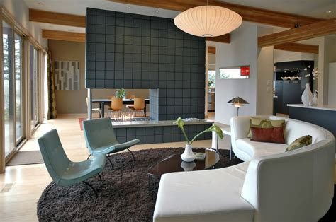 mid century modern home interiors interior design news notes midcentury modern resource