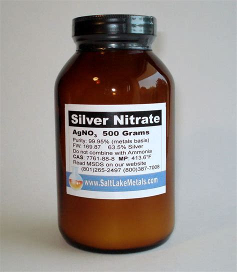 Silver Nitrate Agno3 Merck mua b 225 n bạc nitrat silver nitrate agno3 gi 225 rẻ nhất