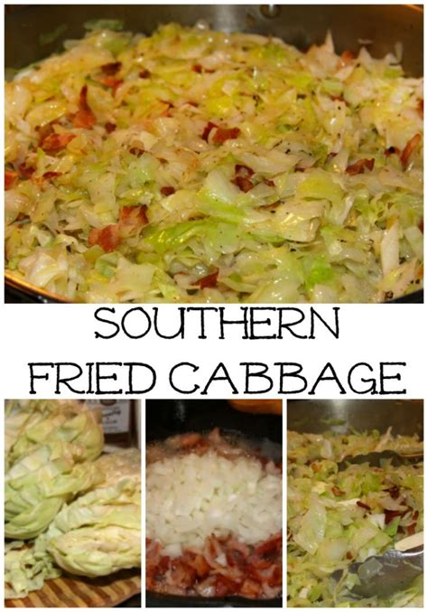 new year fried food new year s southern fried cabbage southern fried cabbage