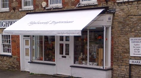 Victorian Shop Blinds And Traditional Awnings