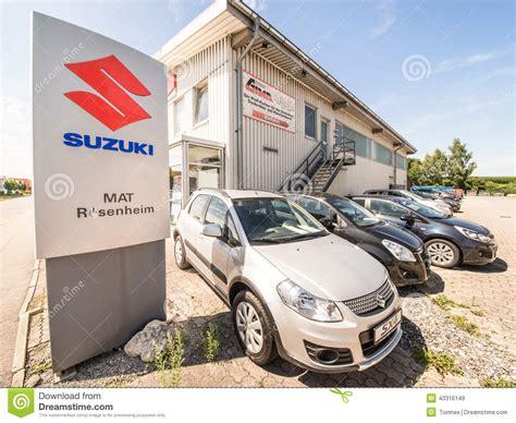 Suzuki Auto Dealership Suzuki Dealer Editorial Stock Image Image 43316149
