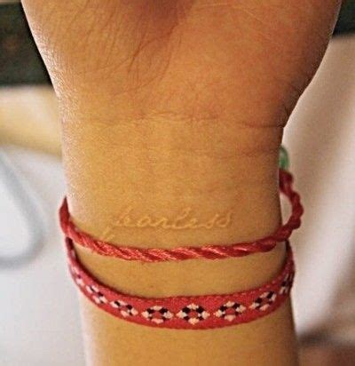 tattoo on wrist not healing 25 best ideas about fearless tattoos on pinterest love