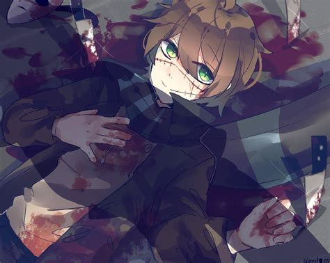 anime wallpaper yunying liu homicidal liu by seaweed057 on deviantart