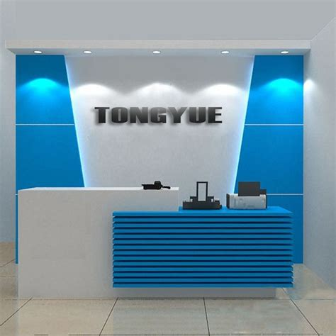 reception office desk best 25 office reception desks ideas on