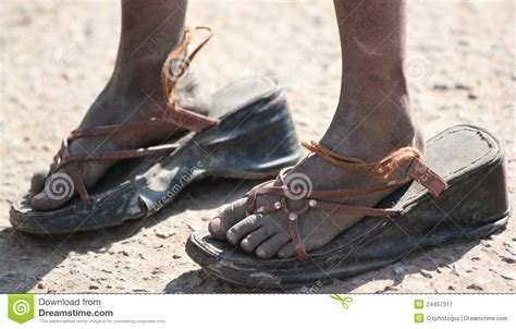 shoes for with big big shoes to fill stock image image of growing