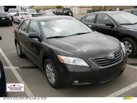 2008 Toyota Camry Xle 2008 Toyota Camry Xle V6 In Black 567586 Autos Of Asia