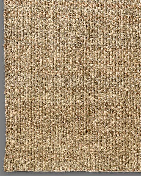 basket weave jute rug two tone basket weave jute rug