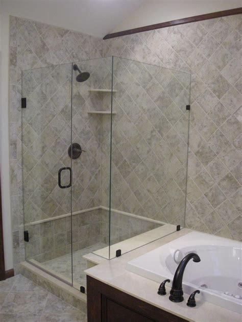 glass doors small bathroom: bathroom open shower ideas for small modern bathrooms glass shower