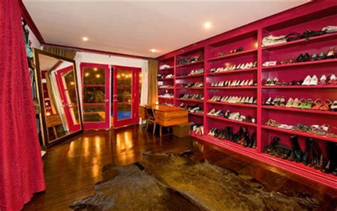 Pink Walk In Closet by Fashion Obsession Their Closets