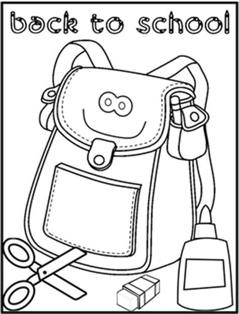 preschool coloring pages school back to school coloring page by innovative teacher fun