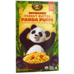 Nature's Path, EnviroKidz, Organic Peanut Butter Panda