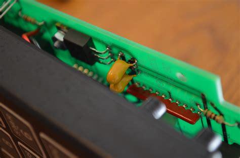 replace tantalum capacitors tantalum capacitor replacement images