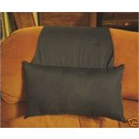 Dark Blue Stay Put Recliner And Chair Neck Pillow 12 04 2007