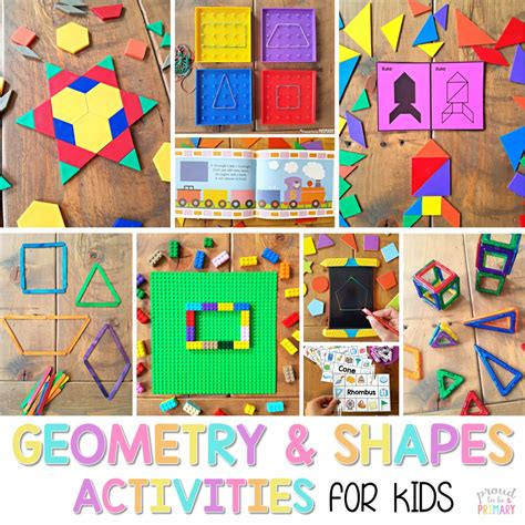 pattern blocks activities middle school geometry and shapes activities for kids proud to be primary