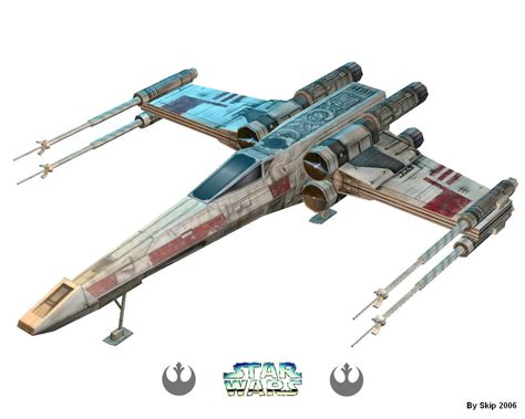 best x wing model the lower hudson valley paper model e gift shop photo