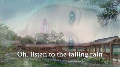 rhythm   rain  cascades  lyrics youtube