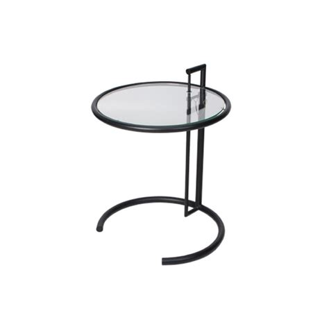 Eileen Gray Side Table Eileen Gray Side Table Black Formdecor