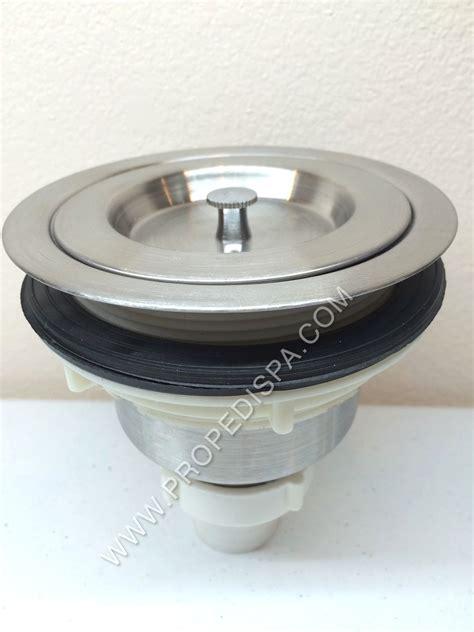 Kitchen Sink Strainer Bowl Stainless Steel Shoo Backwash Kitchen Bowl Sink Hair Strainer Drain Assembly Pro Pedispa
