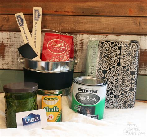chalk paint brush lowes hostess gifts in a paint can lowe s creative idea