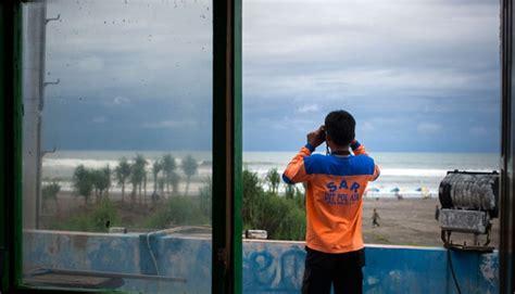 Bibit Sengon Laut Jogja bibit badai sudah muncul di laut selatan nasional tempo co